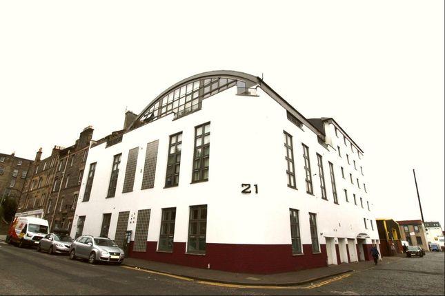 Thumbnail Flat for sale in Dunedin Street, Edinburgh