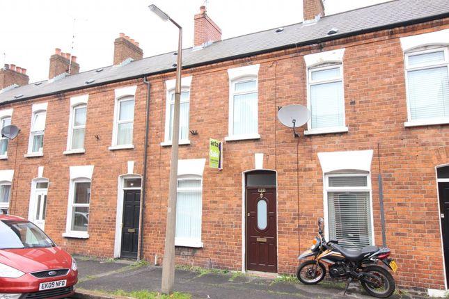 Thumbnail Terraced house for sale in Ravenscroft Street, Belfast