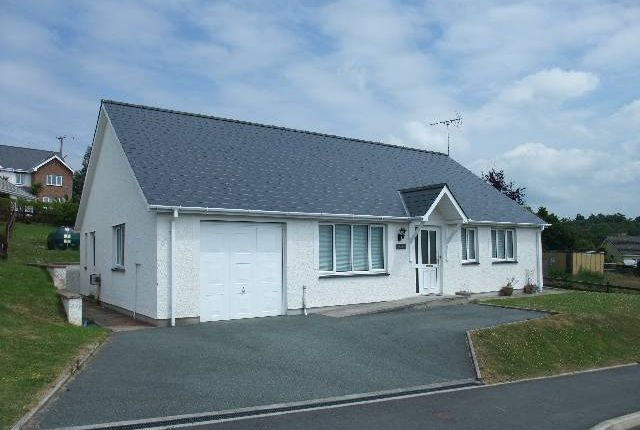 Thumbnail Bungalow to rent in Allt Y Bryn, Llanarth, Nr. Newquay
