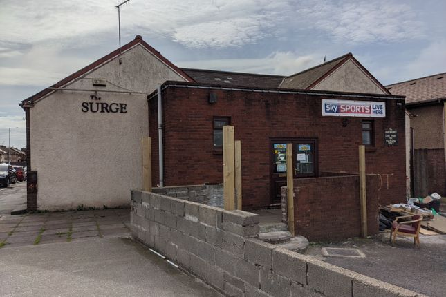 Thumbnail Pub/bar for sale in Commercial Road, Port Talbot