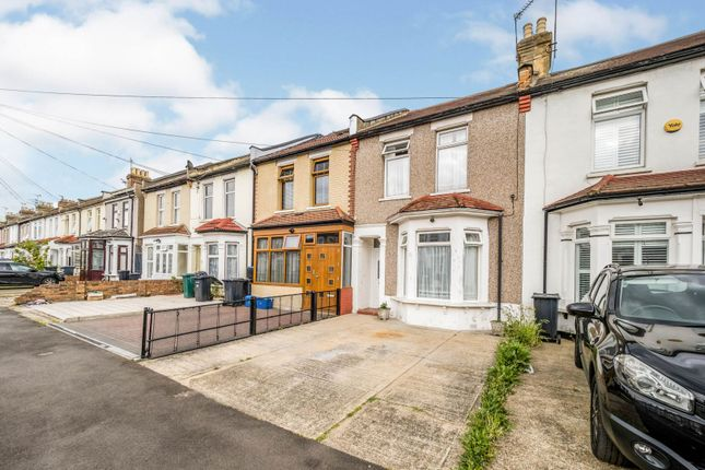 3 bed terraced house for sale in Thorold Road, Ilford IG1