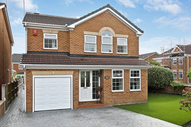 Thumbnail Detached house for sale in Virginia Close, Lofthouse, Wakefield