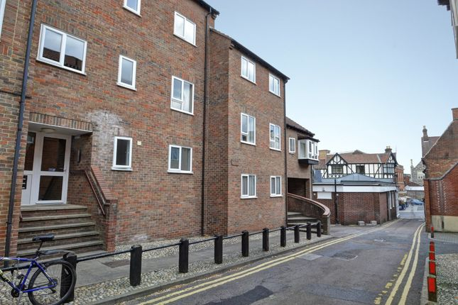 Thumbnail Flat for sale in St. Simon Court, Waggon & Horses Lane, Norwich
