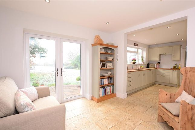 Thumbnail Detached house for sale in Tuttons Hill, Gurnard, Isle Of Wight