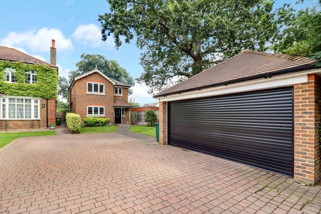 Thumbnail Detached house for sale in Manor Road, Ashford
