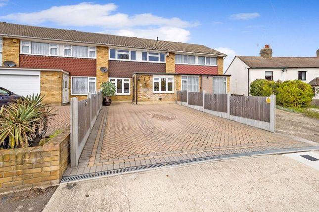 Thumbnail Terraced house for sale in High Elms, Cranham, Upminster