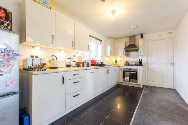 Thumbnail Flat to rent in Swan Crescent, Lysaght Village, Newport