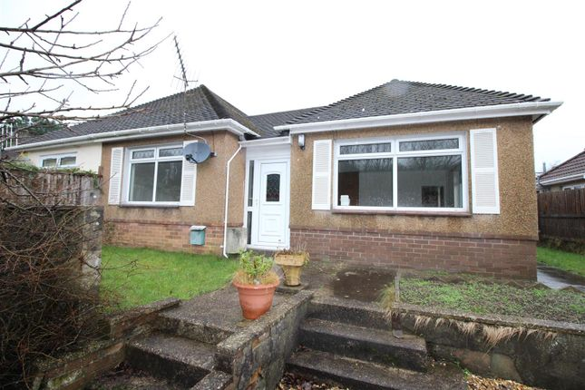 Thumbnail Semi-detached bungalow to rent in St. Annes Close, Newbridge, Newport