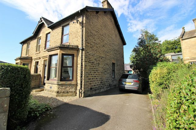 Thumbnail Semi-detached house for sale in Talbot Street, Glossop