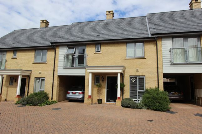 Thumbnail Terraced house to rent in Strawberry Mews, Kings Copse, Leverstock Green, Hertfordshire