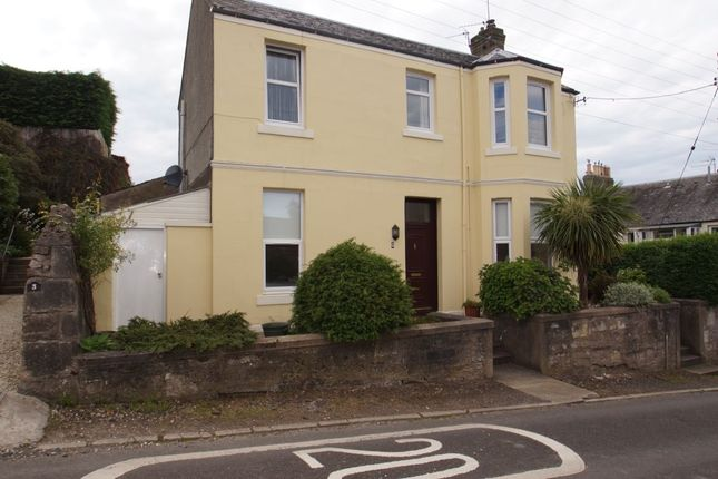 Thumbnail Flat for sale in Hillhead Street, Lundin Links, Leven