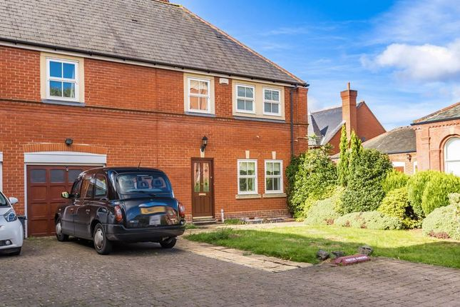 Thumbnail End terrace house for sale in Chapel Mews, Woodford Green