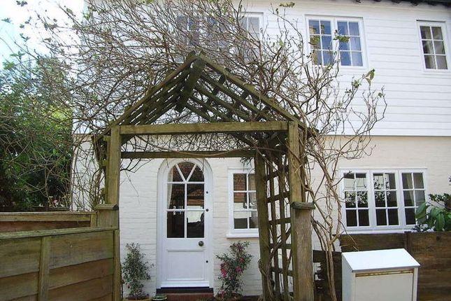 Thumbnail Semi-detached house to rent in Eardley Road, Sevenoaks