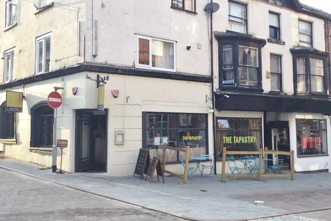 Restaurant/cafe to let in 23-25 Heathcoat Street, Nottingham