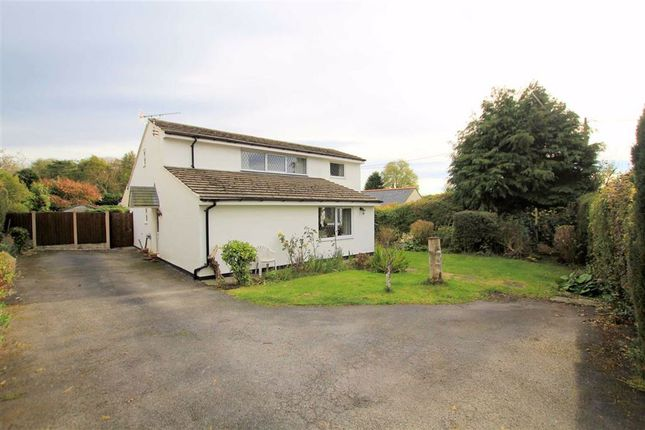 Thumbnail Detached house for sale in Ffordd Walwen, Lixwm, Flintshire
