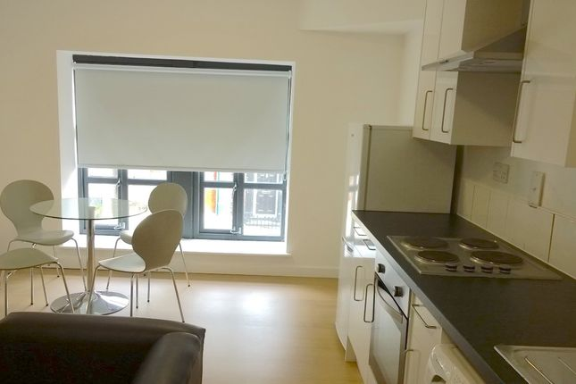 Thumbnail Flat to rent in Heritage Hall, Sheffield
