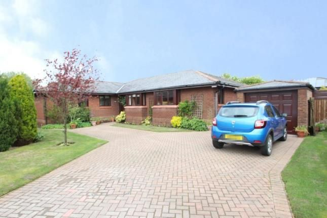 Thumbnail Bungalow for sale in The Fieldings, Dunlop, East Ayrshire