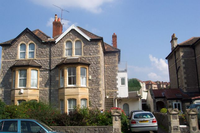 Thumbnail Flat to rent in Victoria Quadrant, Weston-Super-Mare