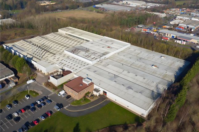 Thumbnail Warehouse to let in Harcourt, Halesfield 15, Telford, Shropshire