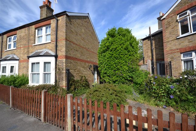2 bed semi-detached house for sale in Church Road, Epsom KT17