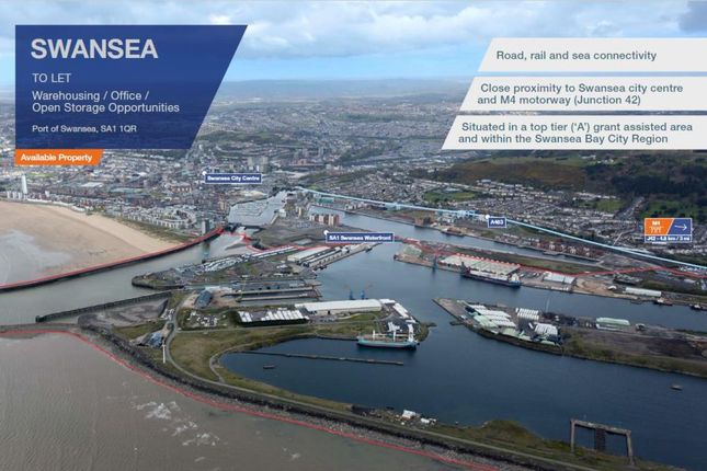 Industrial to let in Port Of Swansea, Swansea
