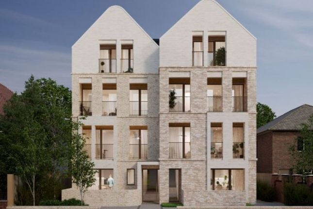 Thumbnail Flat for sale in St. Peters Road, Croydon