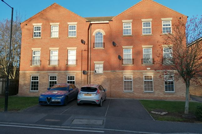 2 bed flat for sale in Brander Close, Balby, Doncaster DN4
