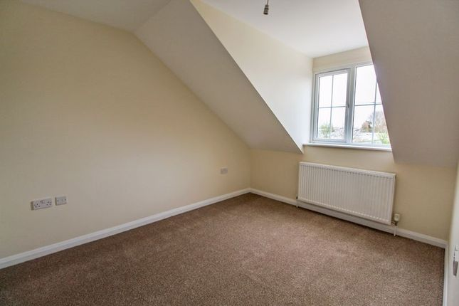 Bedroom Two of California Road, California, Great Yarmouth NR29