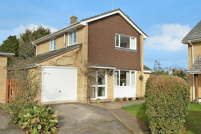 Thumbnail Detached house for sale in Pound Close, Yarnton, Kidlington