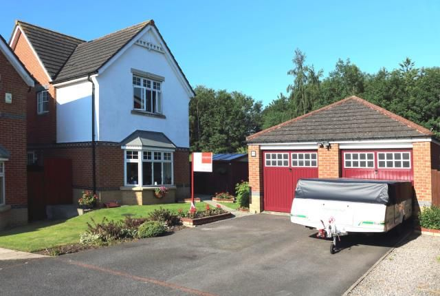 Thumbnail Detached house for sale in Falmouth Drive, Darlington, Co Durham