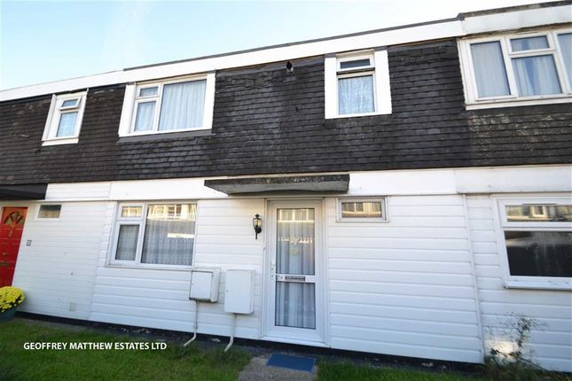 Thumbnail Terraced house for sale in Lower Meadow, Harlow, Essex