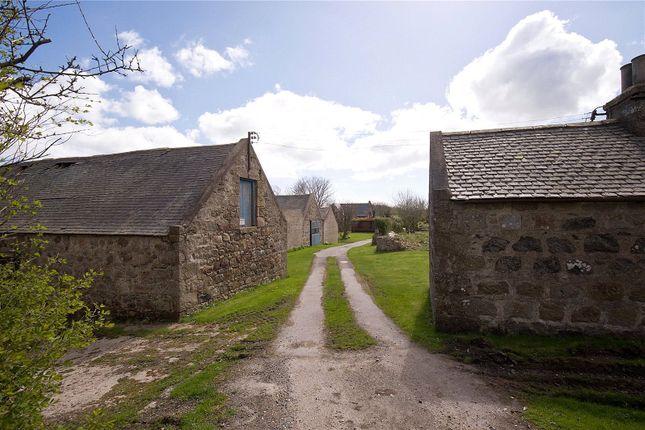 Thumbnail Land for sale in Longdrum Farm Buildings, Whitecairns, Aberdeen