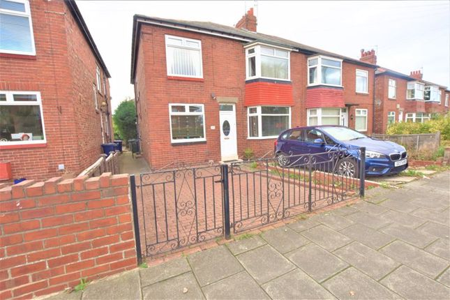 3 bed flat for sale in Benton Road, High Heaton, Newcastle Upon Tyne NE7