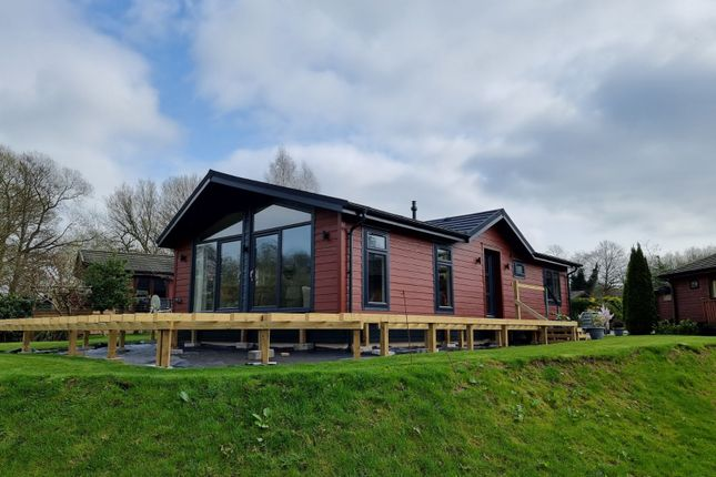 Thumbnail Bungalow for sale in Hunters Pointe, Somerford, Congleton, Cheshire