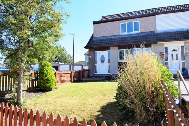 Thumbnail End terrace house to rent in Wood Avenue, Annan