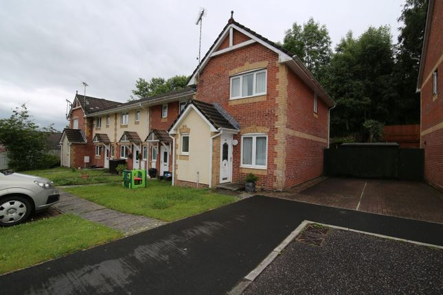 Thumbnail End terrace house to rent in Spencer Drive, Tiverton