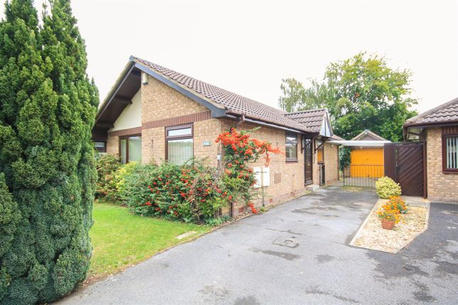 Thumbnail Detached bungalow for sale in Chadbourne Close, Armthorpe, Doncaster