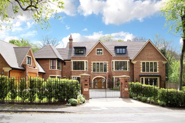 Thumbnail Detached house for sale in Stratton Road, Beaconsfield