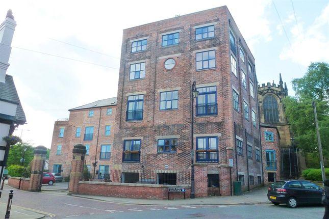 Thumbnail Flat for sale in Tuttle Street, Wrexham