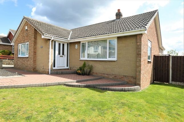 Thumbnail Bungalow for sale in Salerno Way, Darfield, Barnsley