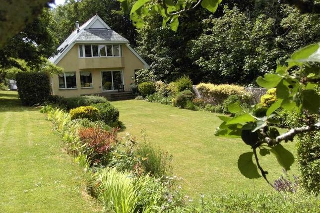 Thumbnail Detached house for sale in Beacon Hill, Newton Ferrers, South Devon