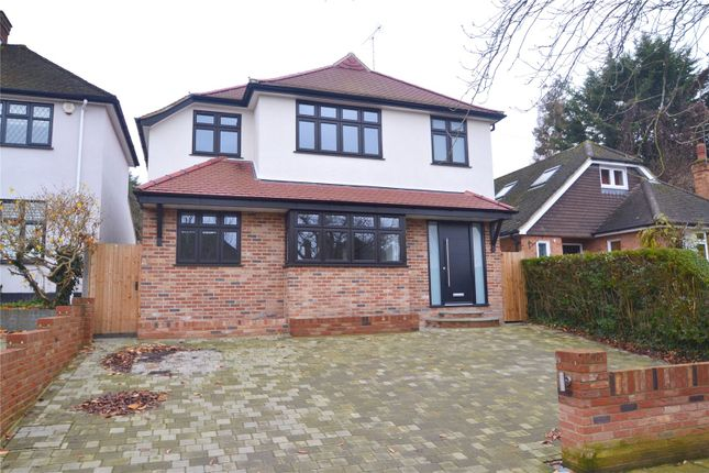 Thumbnail Detached house for sale in Richmond Drive, Watford