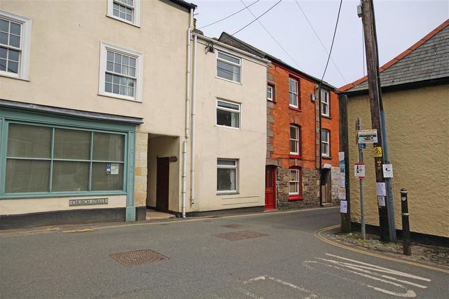 Thumbnail Terraced house for sale in Church Street, Mevagissey, St. Austell