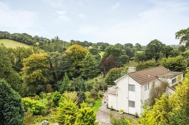 Thumbnail Detached house for sale in Perranwell Station, Truro, Cornwall
