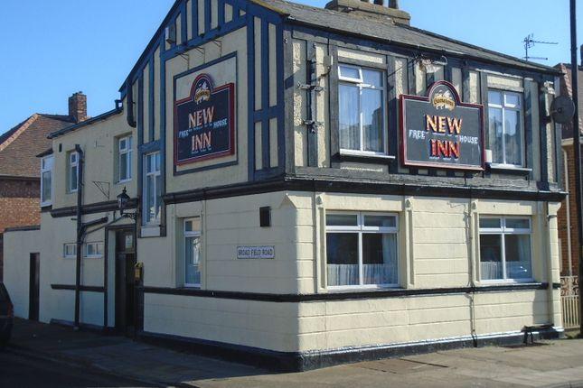 Thumbnail Pub/bar for sale in Durham Street, Hartlepool