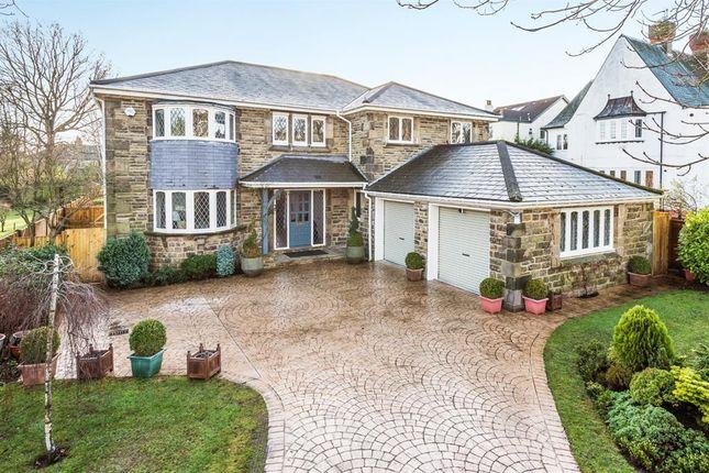 Thumbnail Detached house for sale in Wheatlands Road, Harrogate