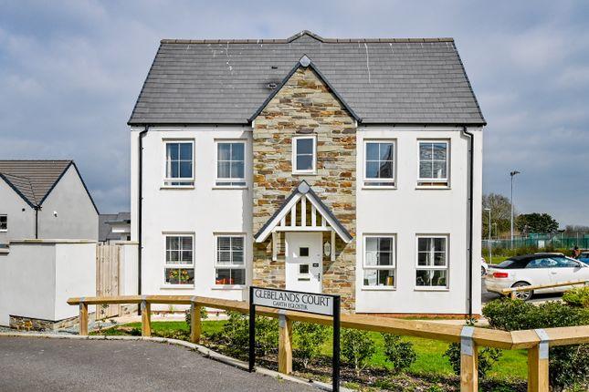 3 bed terraced house for sale in Glebelands Court, East Looe PL13