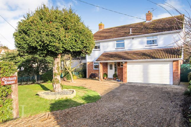 Thumbnail Detached house for sale in Waterside Road, Bradwell-On-Sea, Southminster