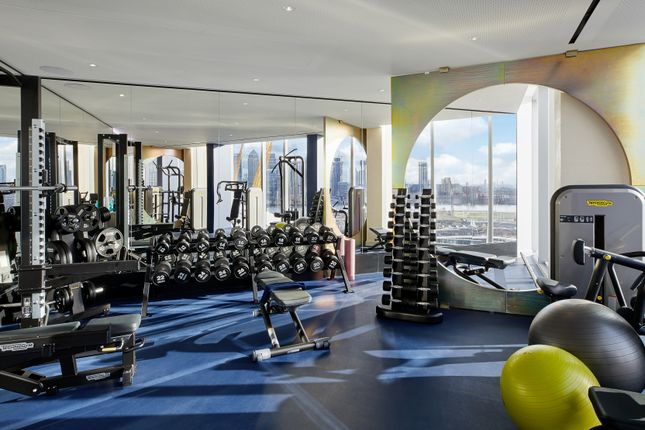 14) Gym 1 of No.2, 10 Cutter Lane, Upper Riverside, Greenwich Peninsula SE10