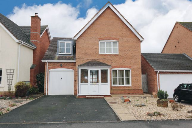 Thumbnail Detached house for sale in Bramley Way, Bidford-On-Avon, Alcester